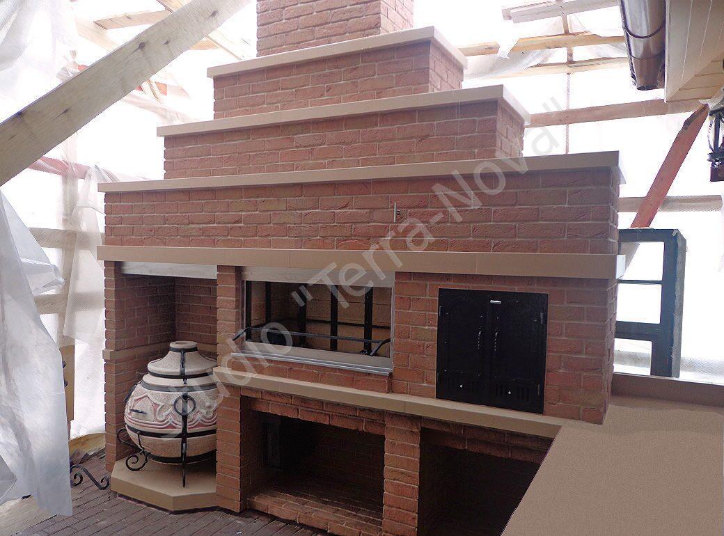 Элитное барбекю крытая площадка барбекю стоимость постройки